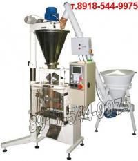 оборудование для расфасовки зерна сухого клея грунтовки шпатлевки порошковых красок