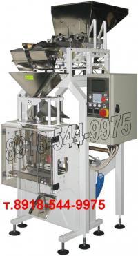 Оборудование для фасовки и упаковки сухофруктов