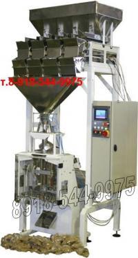 Оборудование для фасовки и упаковки семян подсолнечника